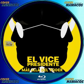 GALLETA EL VICEPRESIDENTE 2018[COVER BLU-RAY]