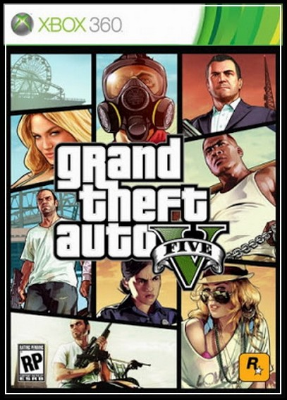 GTA 5 Xbox 360 ISO Download Now Compress Version | THE GAME