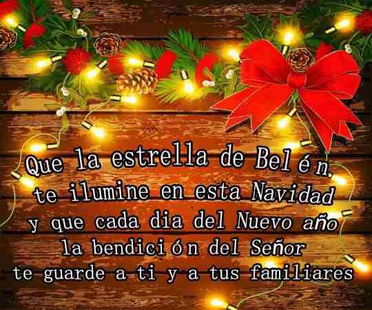Hermosos deseos navideños