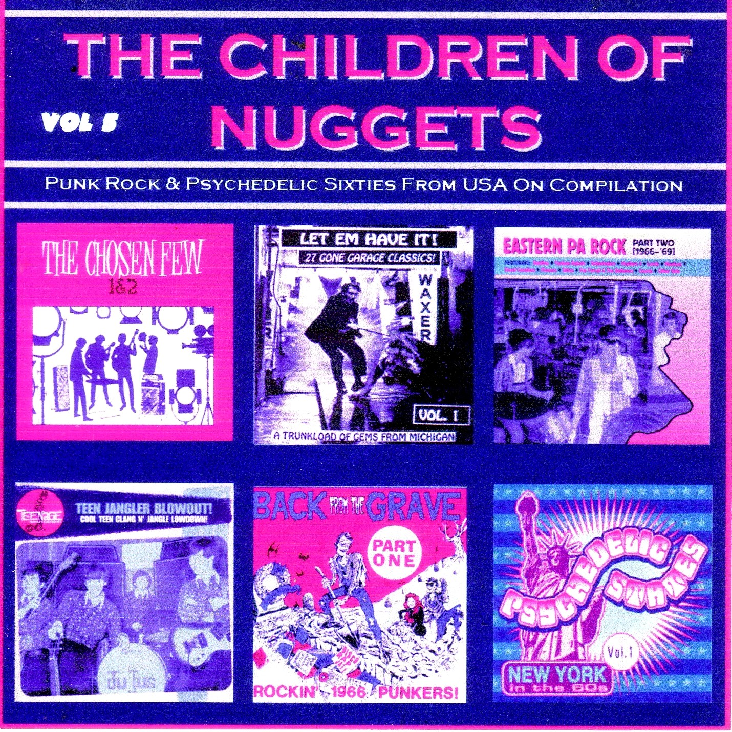 Nuggets Blog: SIXTIES BEAT: The Children Of Nuggets Vol 5