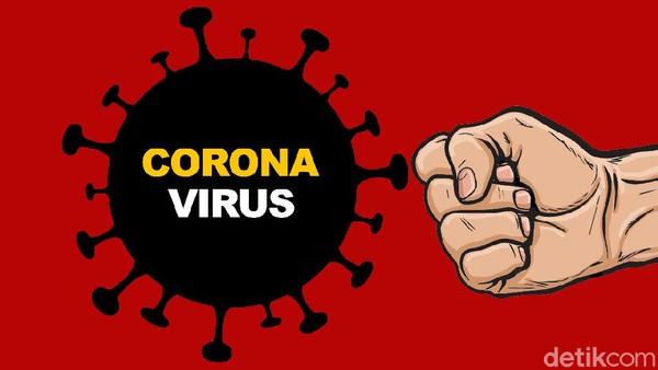 Bertambah 1.226, Kasus Positif Virus Corona di RI Per 20 Juni Capai 45.029