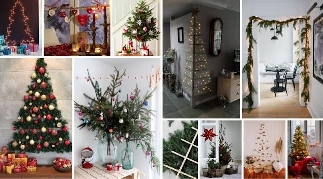 Χριστουγεννιάτικη Διακόσμηση για Μικρούς Χώρους
