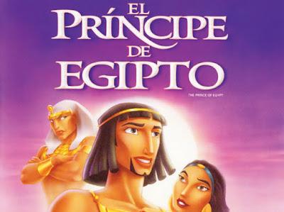Película Infantil El Príncipe De Egipto 1998 Hd Recursos De Esperanza