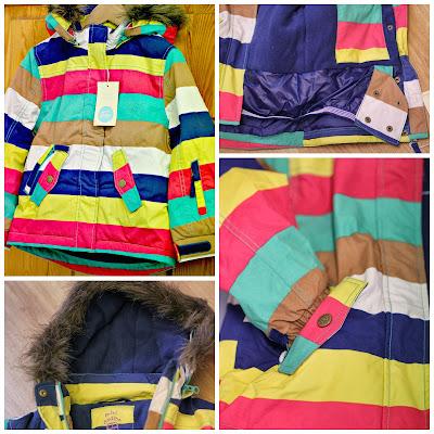 Girl Mini Boden Jacket