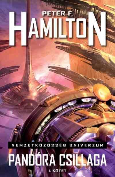 Peter F. Hamilton - Pandóra csillaga