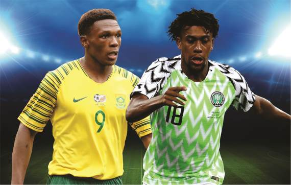 AFCON Qualifier: South Africa vs Nigeria Preview