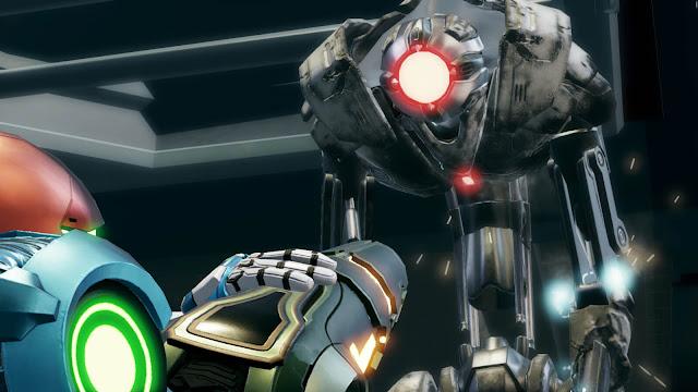 metroid dread 2021 action-adventure bounty hunter samus aran 2d side-scrolling game mercury steam nintendo switch emmi robots