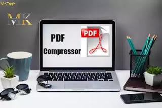 أفضل برامج وأدوات ضغط ملفات PDF وتقليل حجمها ( pdf compressor )