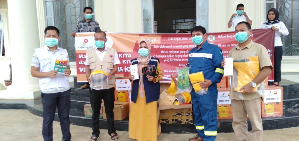 Bantu Penanganan Covid-19, PetroChina Siap Support untuk Penyemprotan Desinfektan