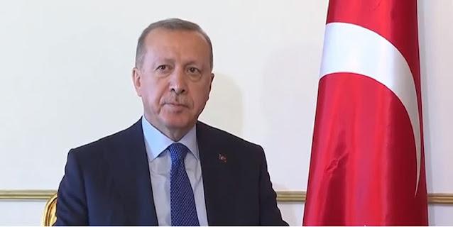 Panas, Erdogan Desak AS Berhenti Berpihak Pada Teroris PKK Dan Anteknya