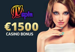 JVSpin no deposit bonus