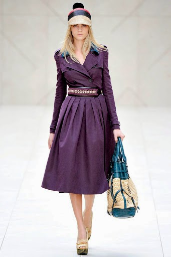 Burberry Prorsum Spring/Summer 2012/13 [Women's Collection]