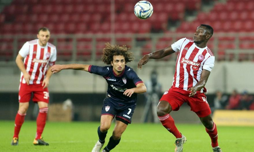 Νικολακόπουλος: Ο Ουάρντα είναι παικτάρα, που μπορεί να σηκώσει το Καραϊσκάκη στο πόδι!
