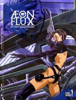 Aeon Flux Serie Completa Latino