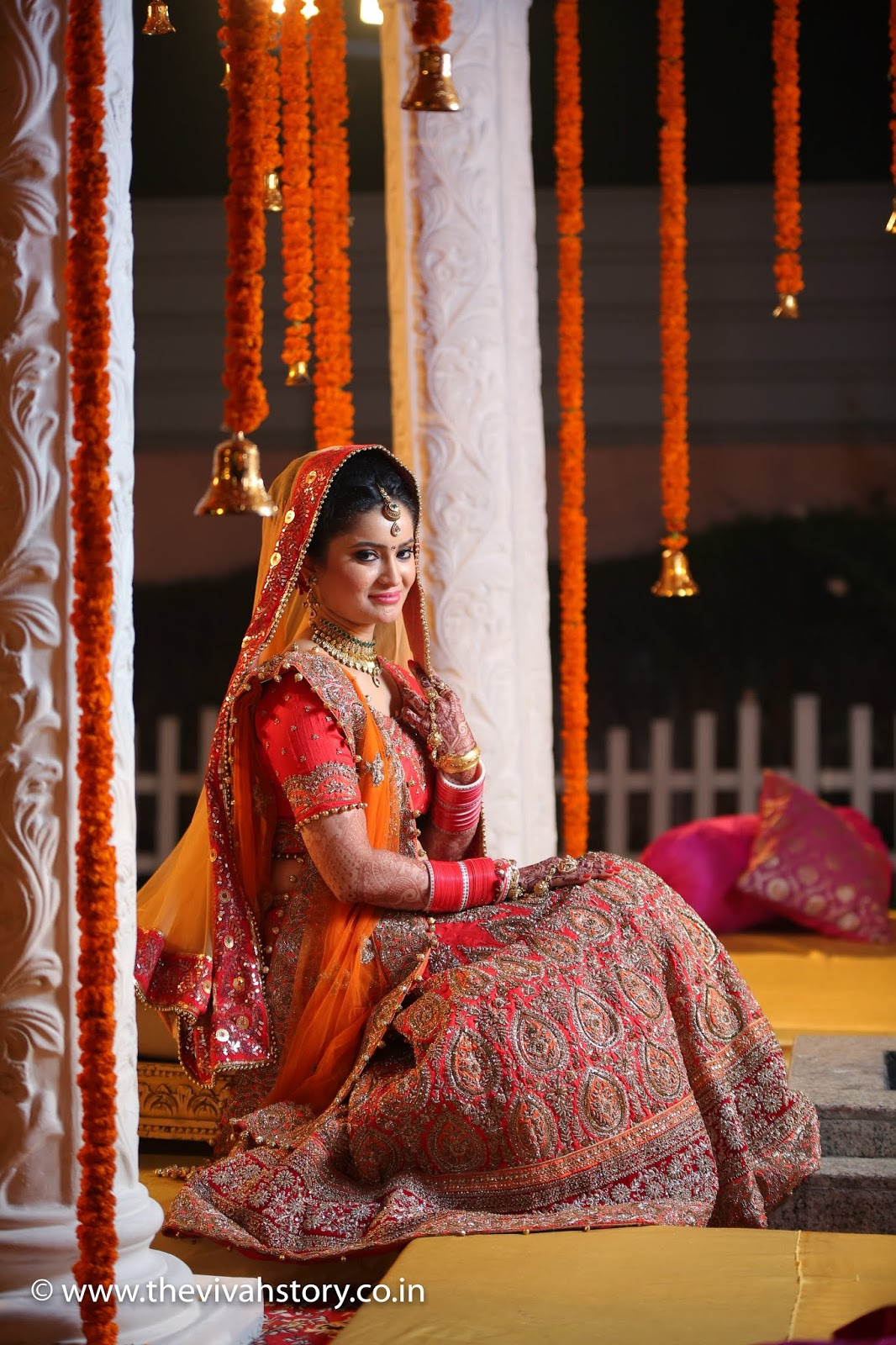 bridal photography india