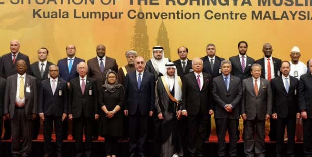 Terkait Rohingya, Malaysia Siap Bersikap Tegas terhadap Myanmar