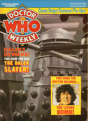 Doctor Who Weekly #20, Daleks