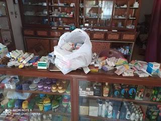 ضبط ٨٦٨ مخالفة دوائية بصيدليات ومستشفيات الزقازيق الخاصة