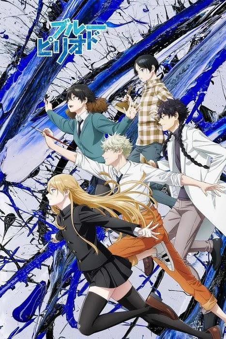 El anime Blue Period muestra primer vídeo, imagen promocional y anuncia su estreno en octubre.