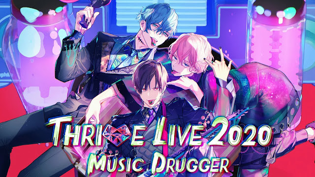 B-PROJECT Thrive Live 2020 -Music Drugger-