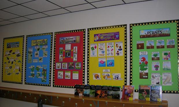 Science Bulletin Board Ideas