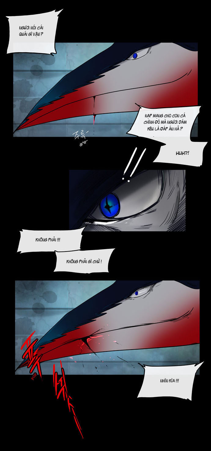 Tower of God chapter 3 trang 28