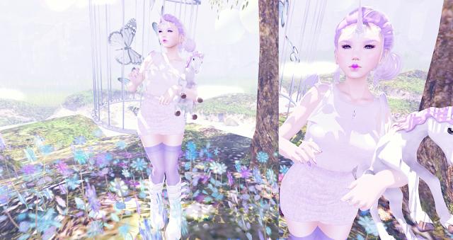 「lavender kiss」