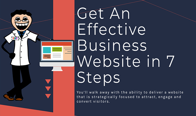 Get an Effective Business Website in 7 Steps