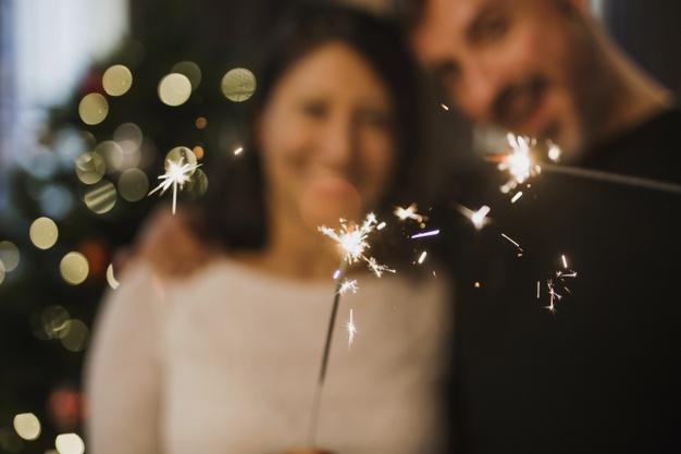 Aktivitas Seru Menyambut Tahun Baru Bersama Pasangan