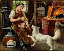 Dongeng Pandai Besi dan Anjingnya (Aesop) | DONGENG ANAK DUNIA