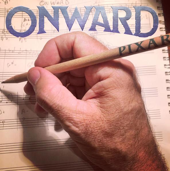 Mychael Danna Onward sheet music