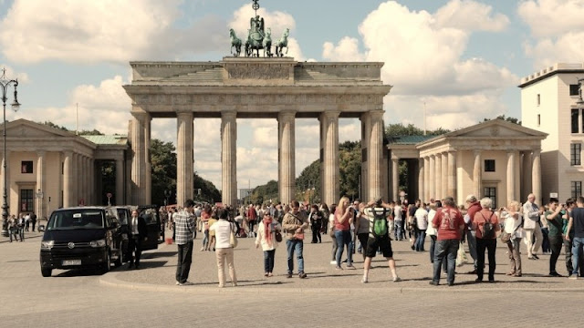 Германия опубликовала данные по ВВП за 2 квартал