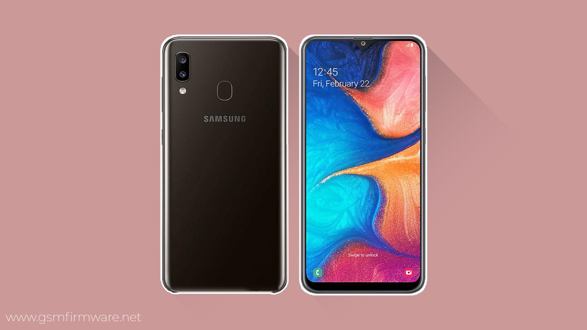 Samsung Galaxy A20 SM-A205U Firmware/Stock ROM File