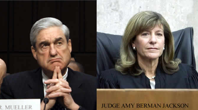 AFI. (Feb. 06, 2019). Mueller's Judge and Prosecutor take their orders from Hillary. Americans for Innovation.