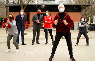 Salud y Deporte Aranjuez