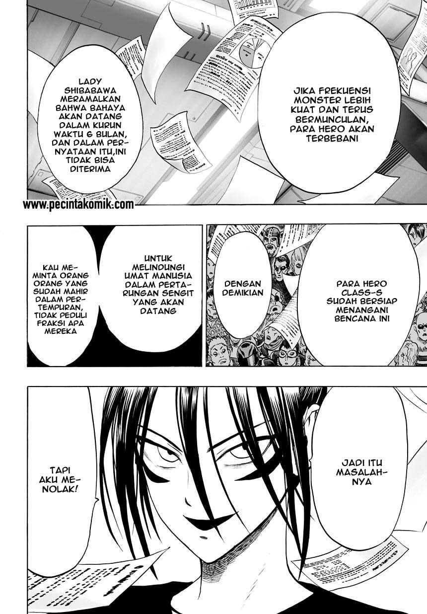 Baca Manga One Punch Man Chapter 55 Bahasa Indonesia