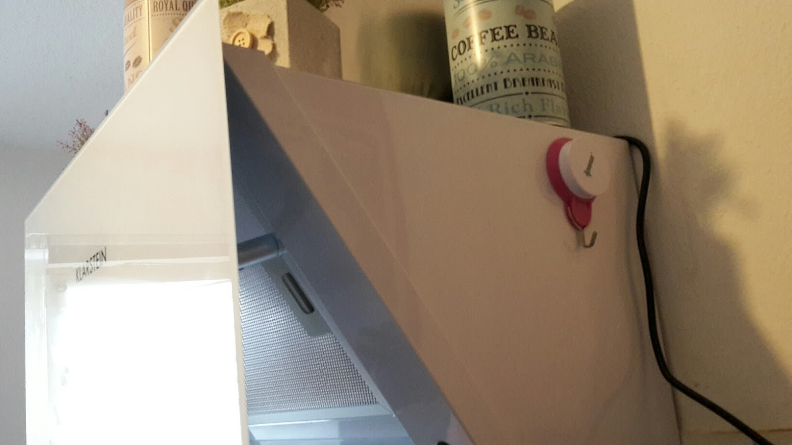 Monas blog: klarstein aurea vii dunstabzugshaube kopffrei 195w 60cm