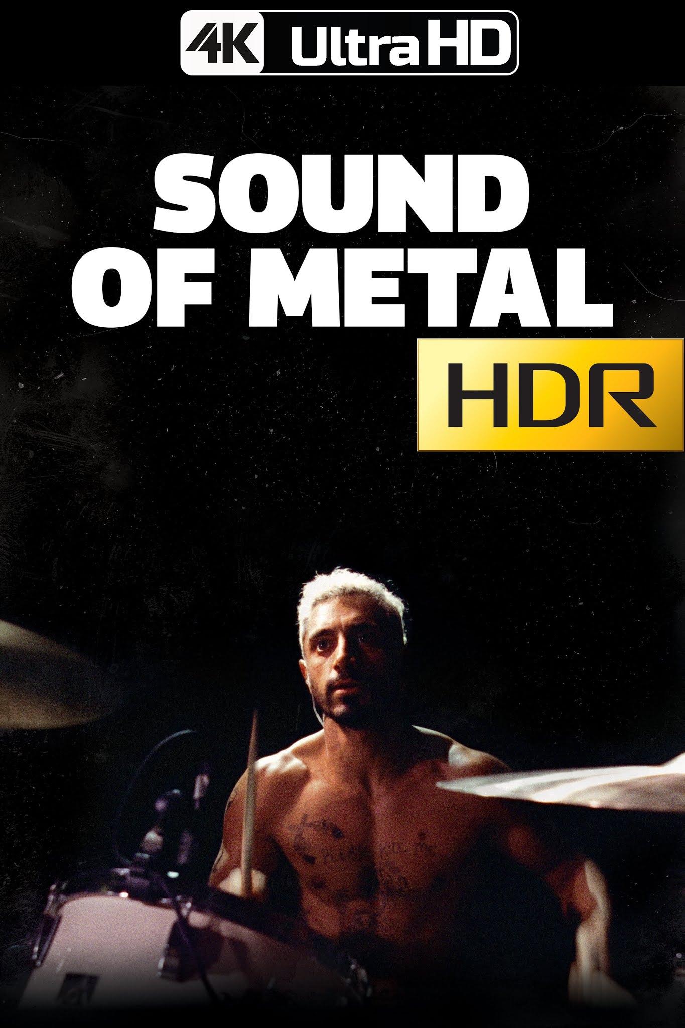 El Sonido Del Metal (2020) 4K UHD HDR WEB Latino