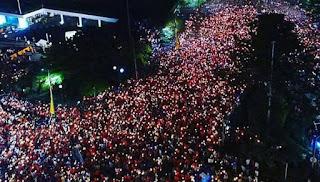 Dukungan Buat Ahok di Surabaya