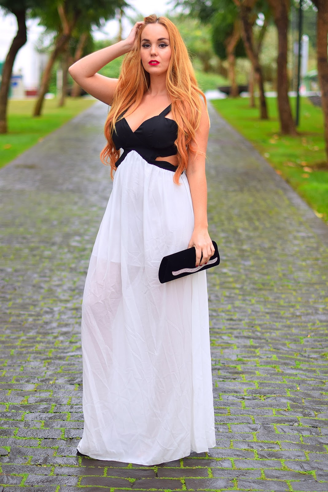 nery hdez, ever-pretty, long dress, luxury for princess, dressin