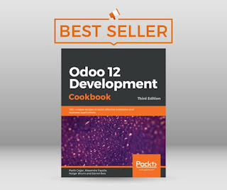 Odoo 12 Development Cookbook, 3rd Edition