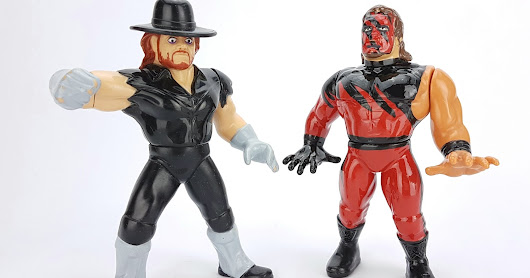 WWF Hasbro Custom Action Figures ☆ Tag Team Special