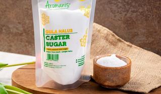 Aromanis Caster Sugar