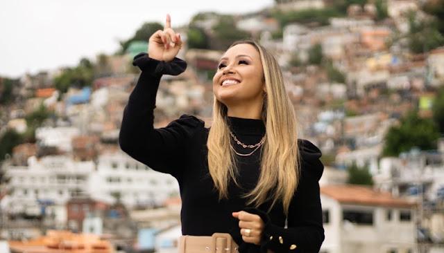 News! Bruna Karla é promovida a curadora do gospel na Deezer