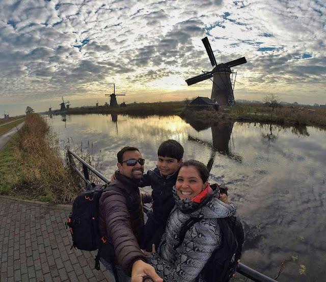 Lugares para conhecer na Holanda_Kinderdijk