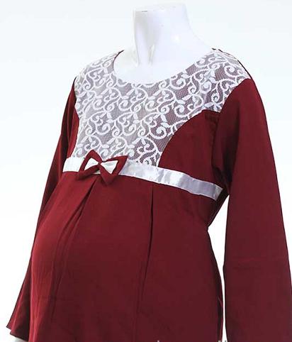 Tips Memilih Model Baju Muslim Atasan untuk Ibu Hamil yang Bagus dan Modis