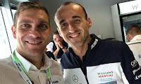 Robert Kubica Witalij Pietrow F1 Williams