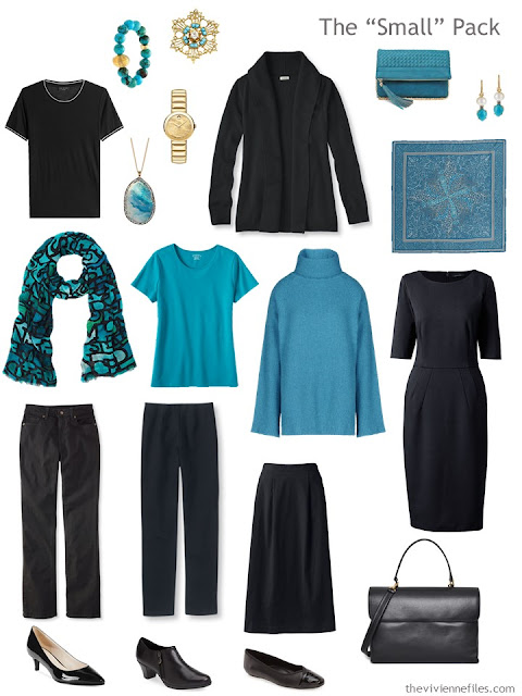 what to add to a suitcase to extend the length of a business trip