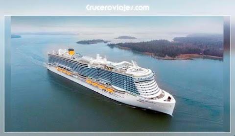 Costa reanuda sus cruceros a partir de mayo
