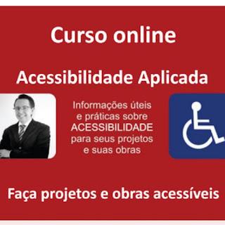 Curso Online de Acessibilidade Aplicada 8.0 - PCD PESSOA COM DEFICIÊNCIA